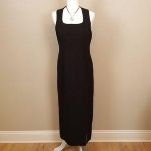 Liz Claiborne  - Black Maxi Dress